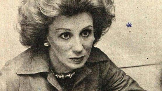 A los 88 años murió la periodista Nelly Raymond