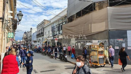 La cifra de positivos en la Argentina asciende a más de 1,3 millón de personas