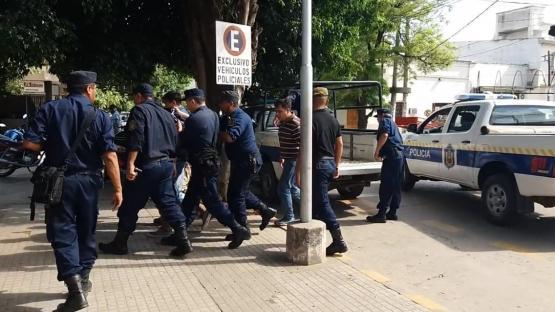 Detuvieron a una banda de mujeres que robaba ropa en zona sur