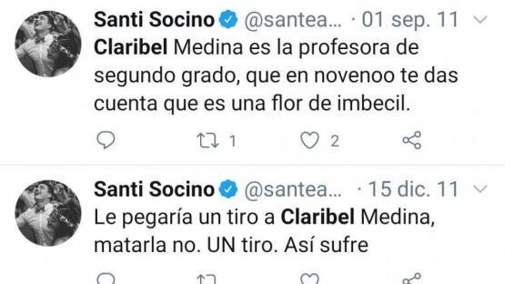Los escandalosos tuits de Pablo Matera que salieron a la luz y lo llevaron a cerrar su cuenta